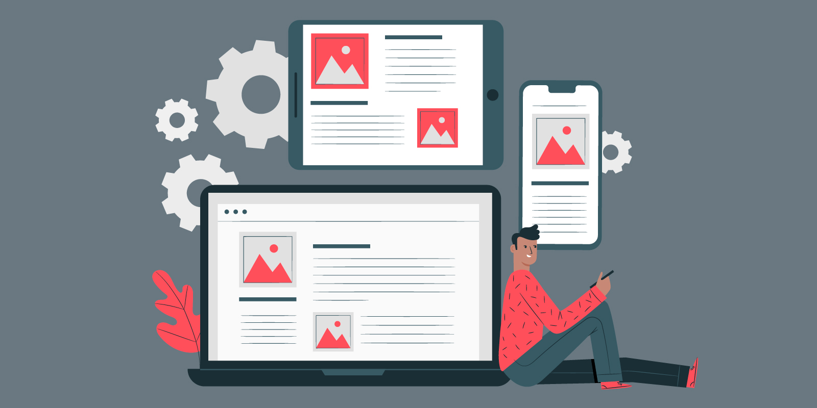 Differences between landing page and onepage